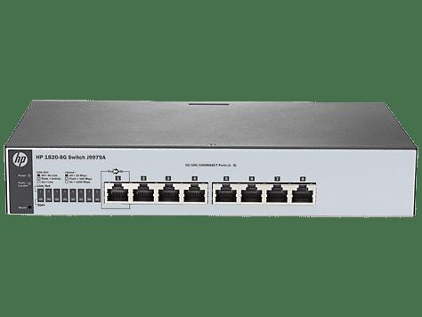 hp-1820-8g-switch-j9979a
