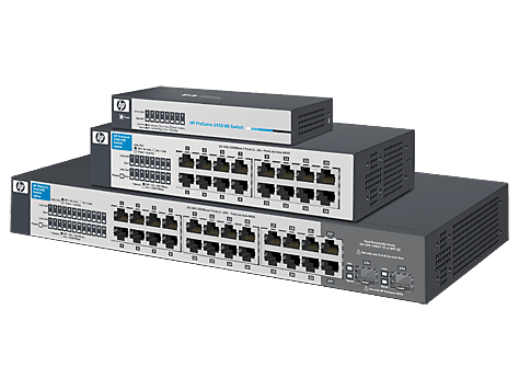 hp-unmanaged-switch