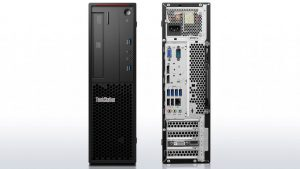 lenovo-desktop-sff-workstation-thinkstation-p300-front-back