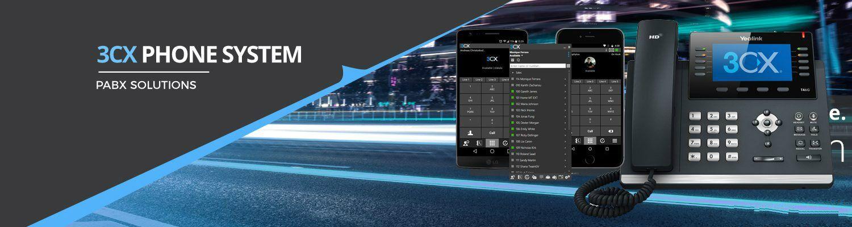 3CX - Digital IP PBX - Win-Pro Consultancy Singapore