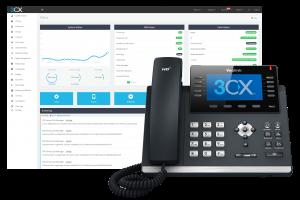 3CX ManagementConsole_Yealink