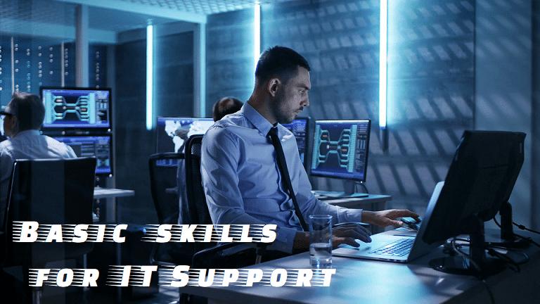 basic skill tech support