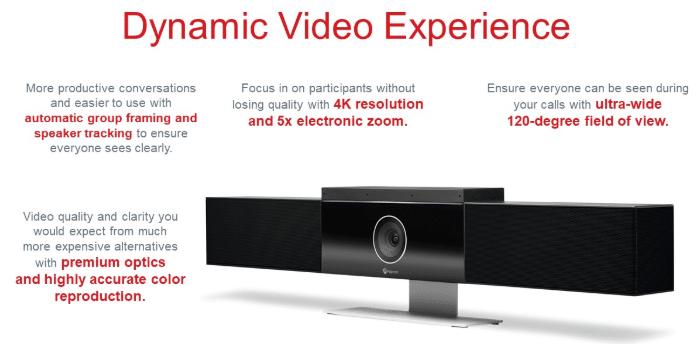 Polycom Studio - Dynamic Video Experience