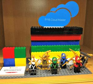 Microsoft FY16 Cloud Master