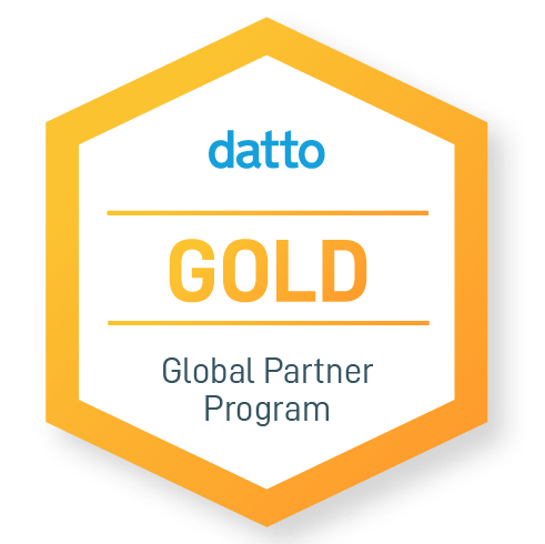 Datto Gold Global Partner